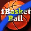 1 basket ball