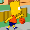 bart simpson basketball